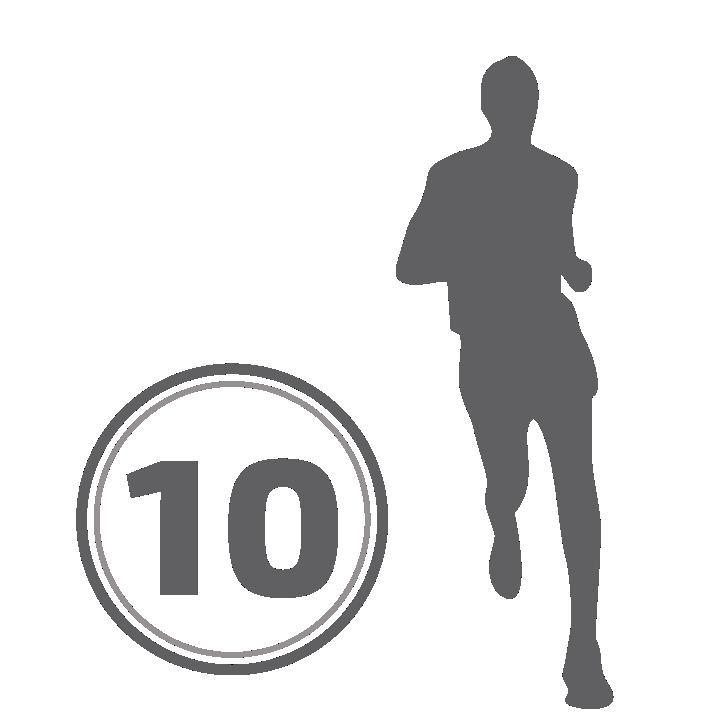 corrida 10km